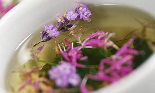 Травяной чай при нервном истощении - travyanoy chay pri nervnom istoschenii