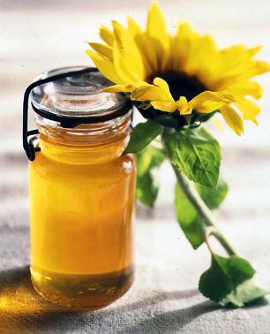 Мёд подсолнечниковый - med podsolnechnikovyi