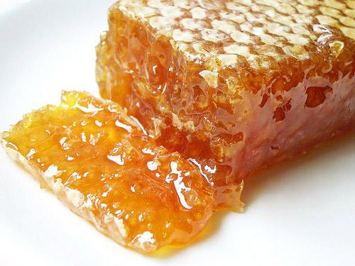 Сотовый мёд - sotoviy med