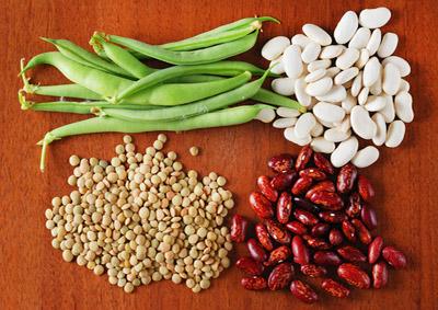 Фитоэстрогены в бобовых культурах
