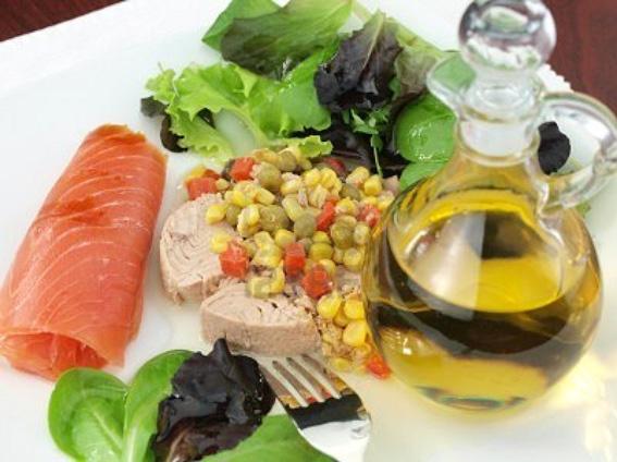 Продукты, снижающие холестерин