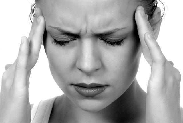 мигрень может быть вызвана изменениями погоды