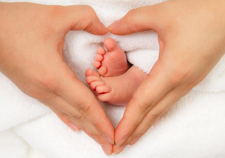 удачная беременность