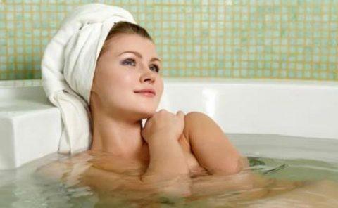 Ванны для похудения