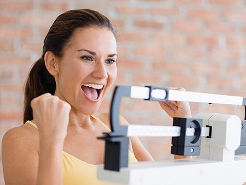 настрой на похудение