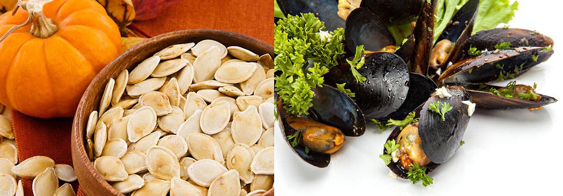 продукты питания, содержащие марганец