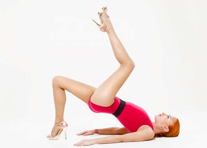 Stiletto fitness