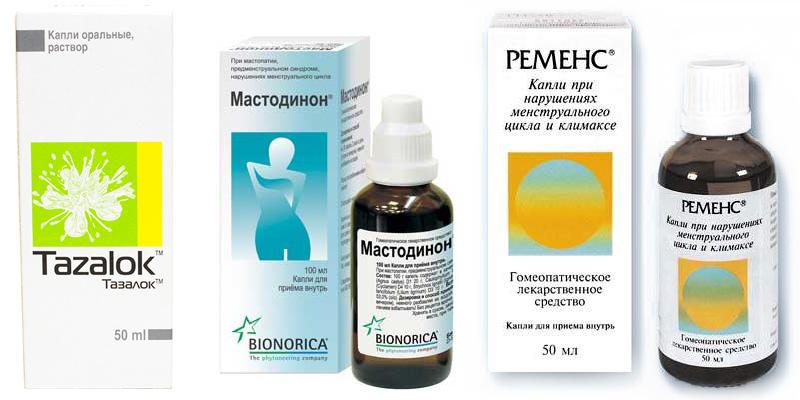 лечение предменструального синдрома